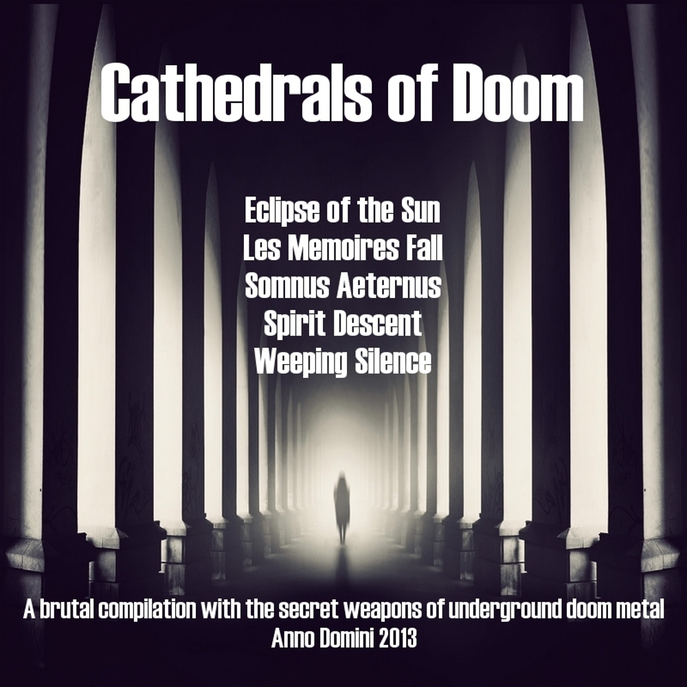Cathedrals of doom (Compilation, 2013)