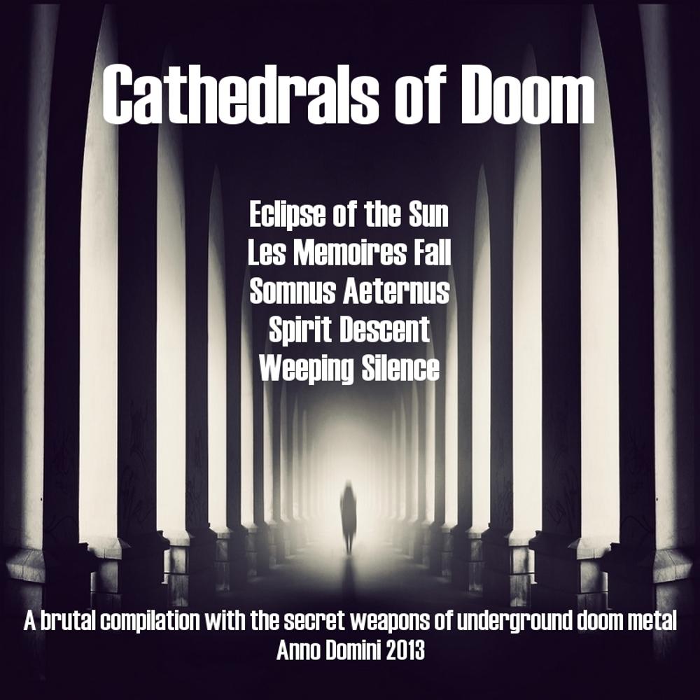 Cathedrals of doom (Compilation, 2013)